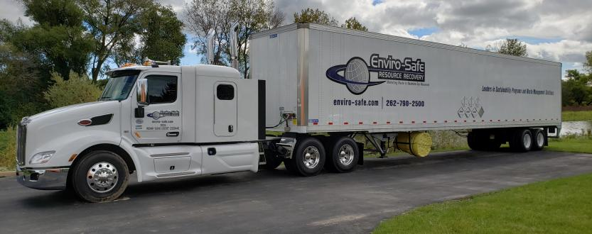 Enviro-Safe Semi Trailer